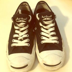 Jack Purcell Black Converse